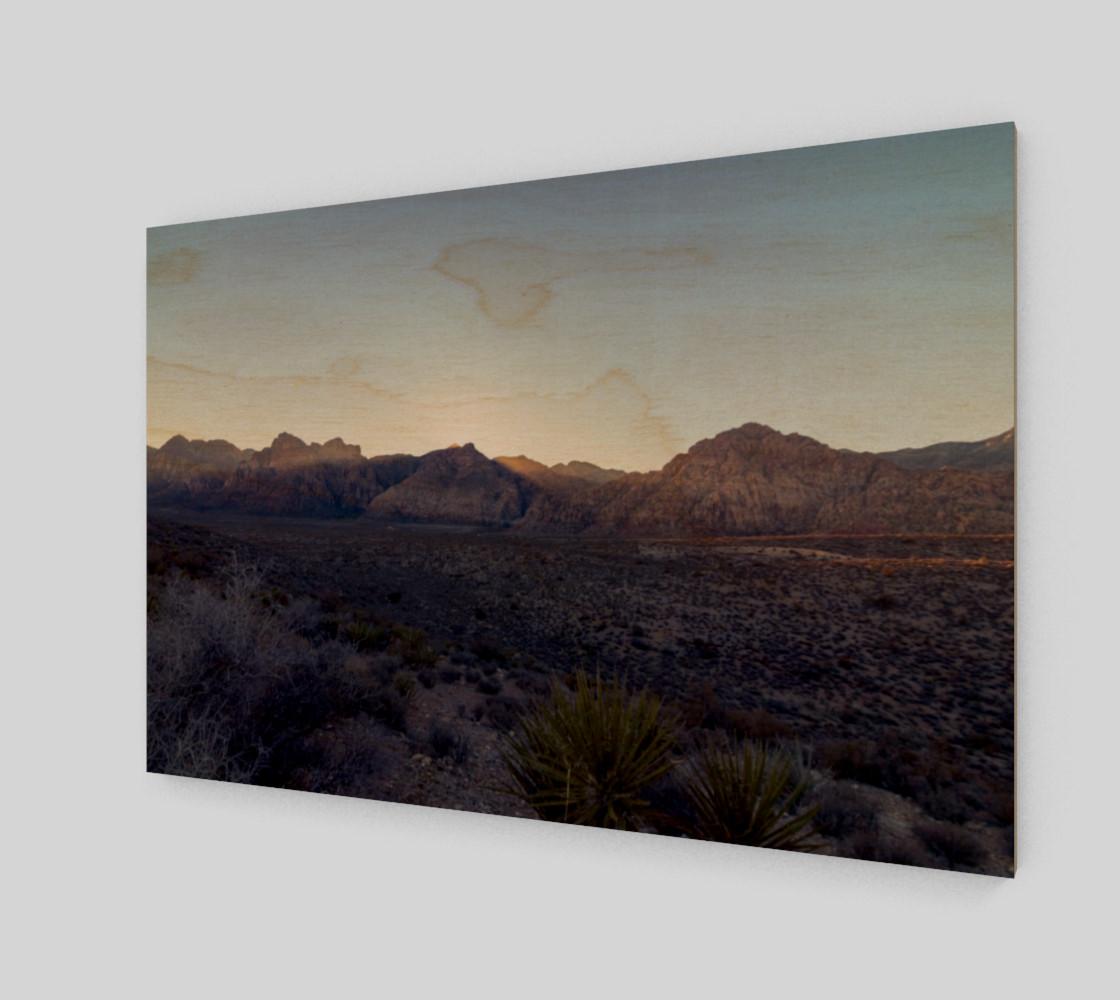 Desert Sunset preview #1