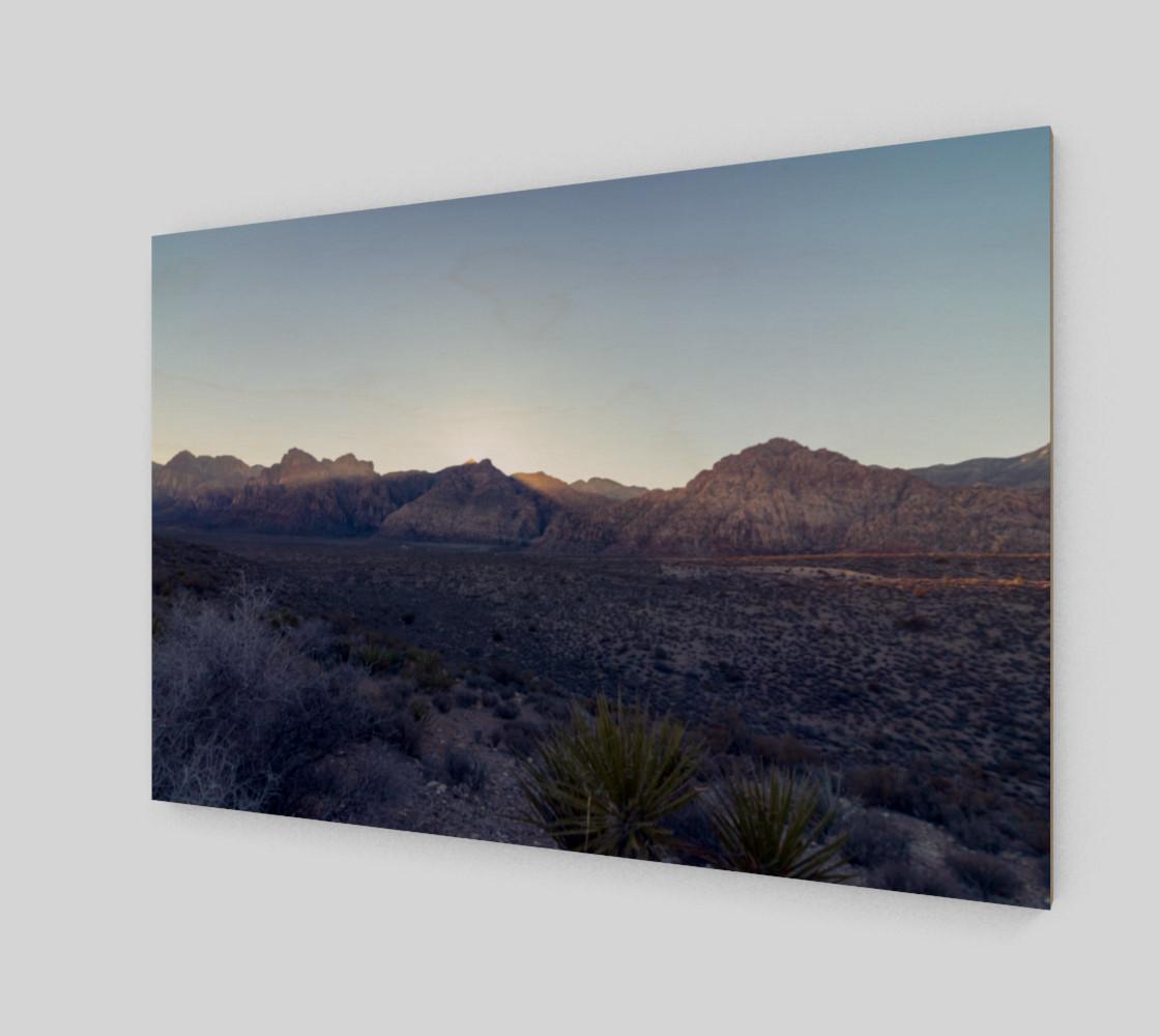 Desert Sunset preview #2