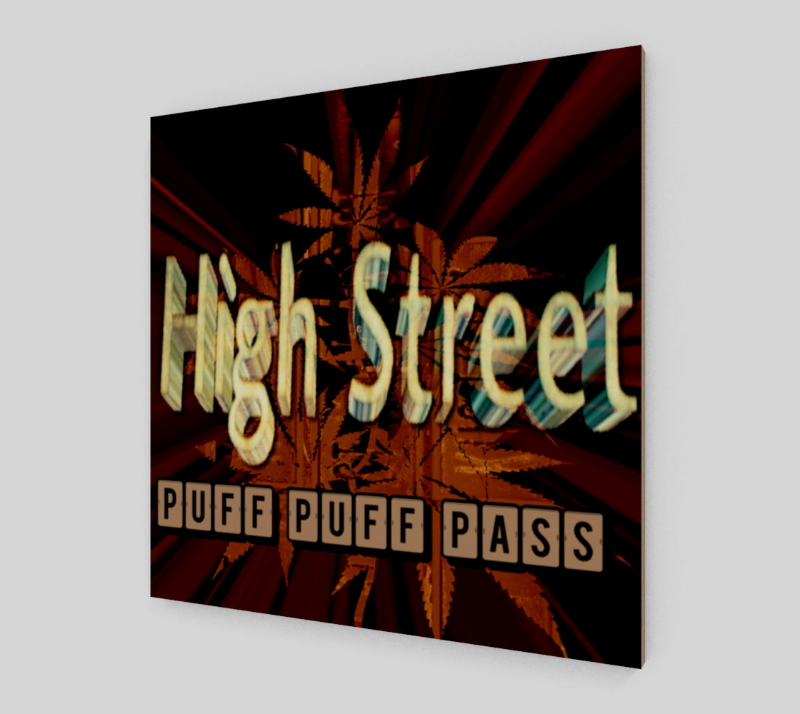 High St. Puff Puff Pass preview #2