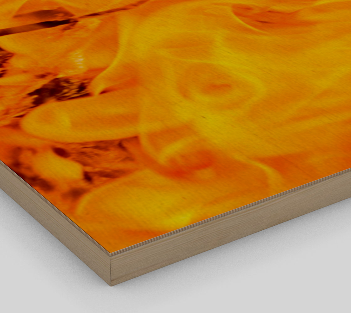 Five Elements Set - Fire Wall Art Poster 4 preview #3