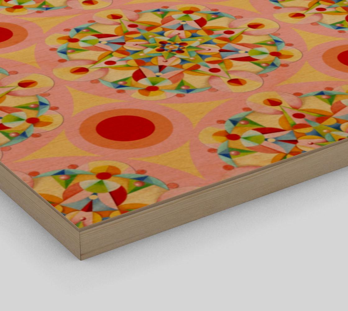 Aperçu de Groovy Pastel Confetti #3