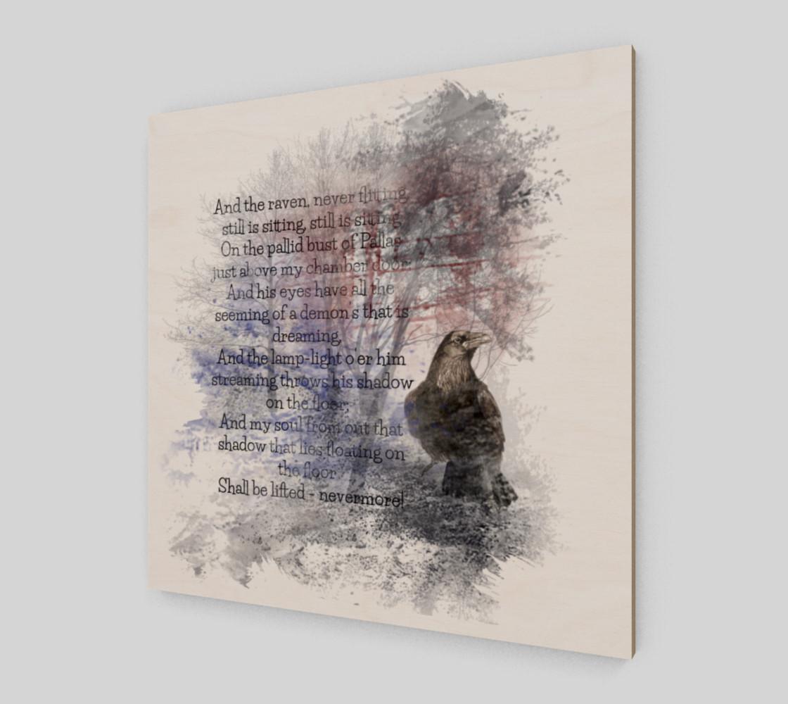 Edgar Allan Poe Poem The Raven  preview #2