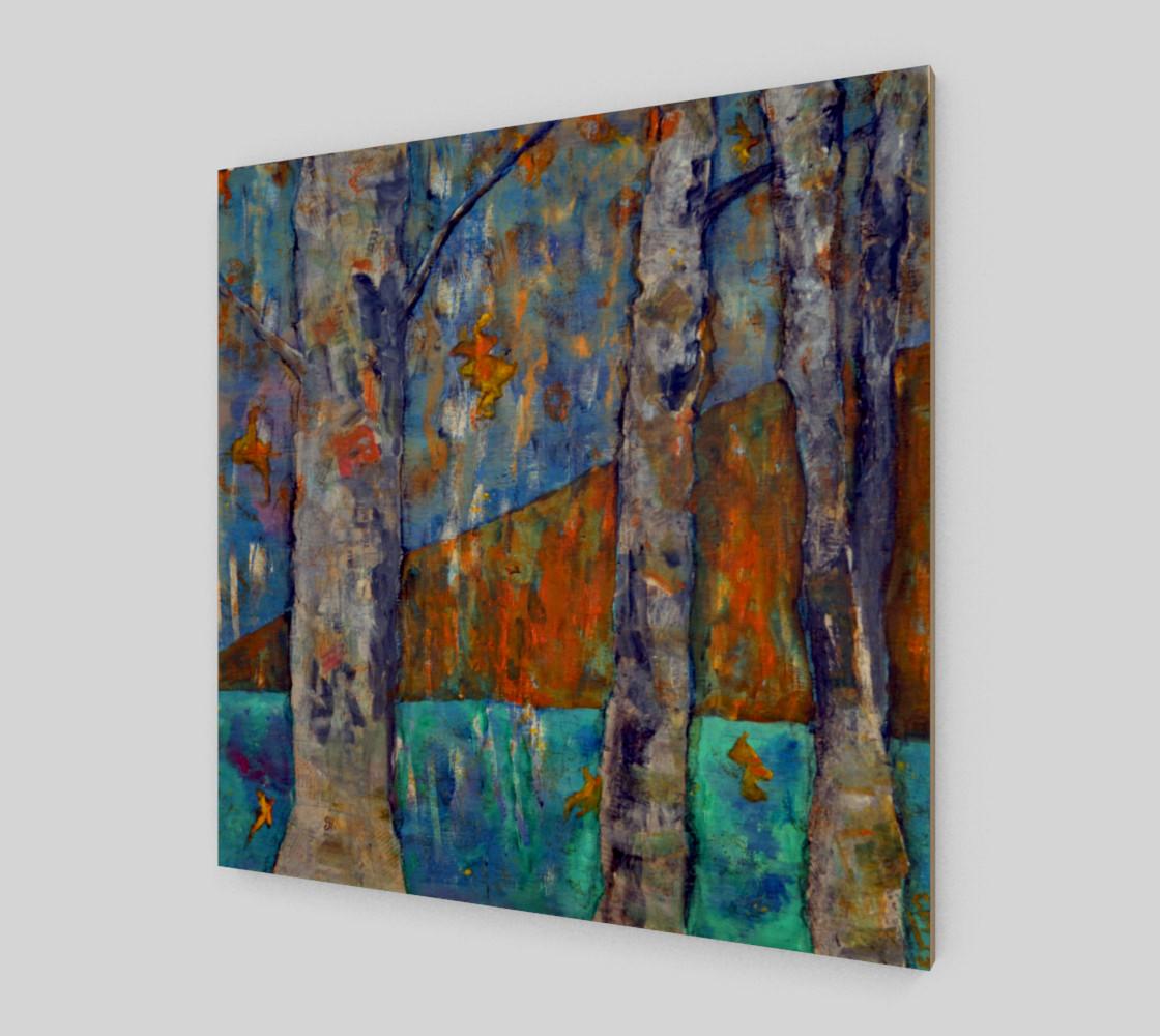Aperçu de Three Birches #1