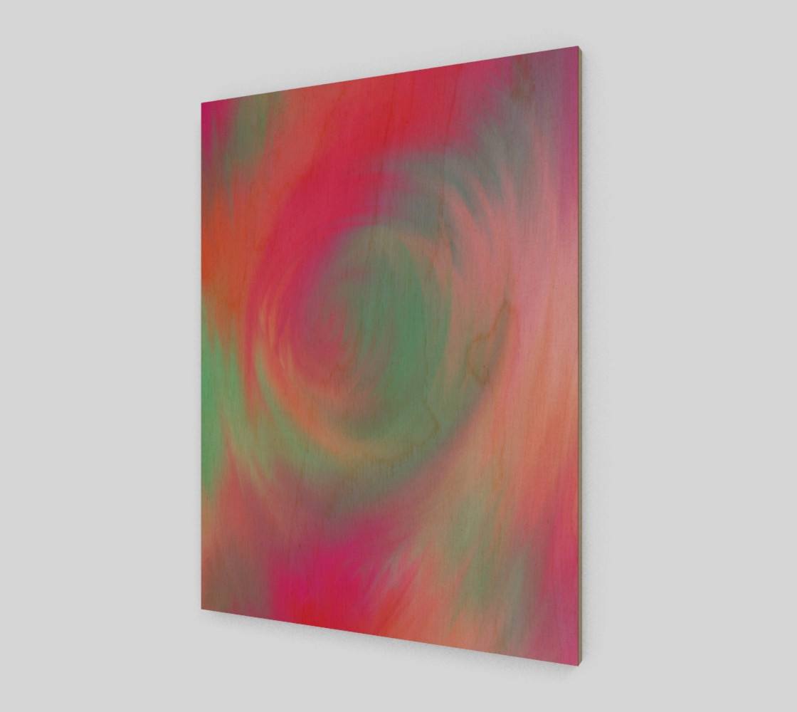 "Pastel Perfect Wall Art 7.5"" x 10"" preview #1"