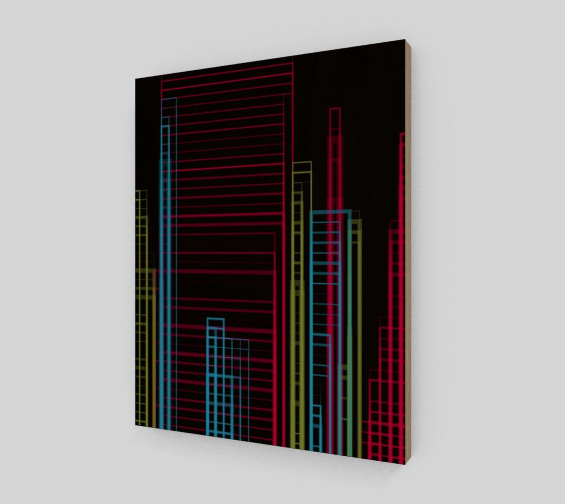 "Aperçu de City Slicker Wall Art 11"" x 14"" #2"