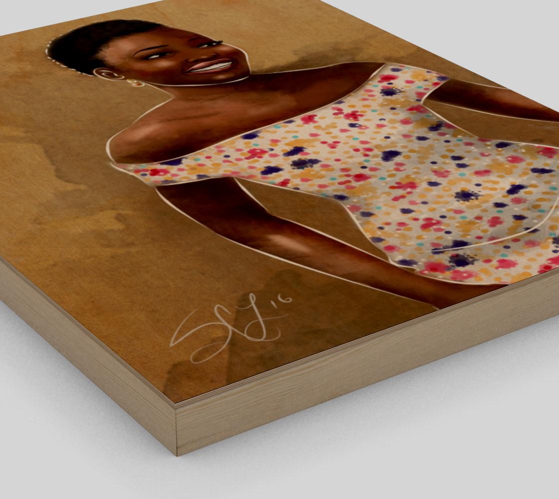 Lupita Nyong'o in Hugo Boss preview #3