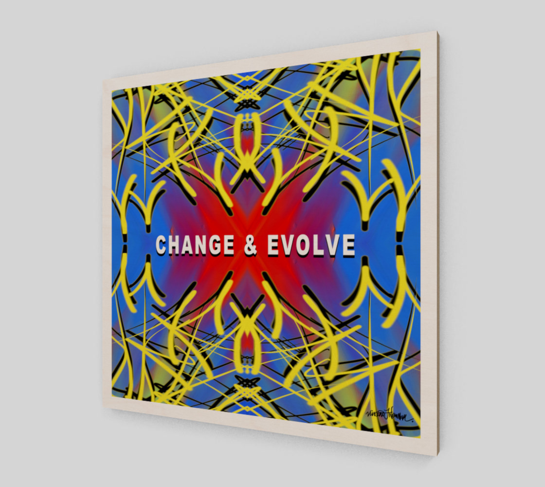 Change & Evolve  preview #2