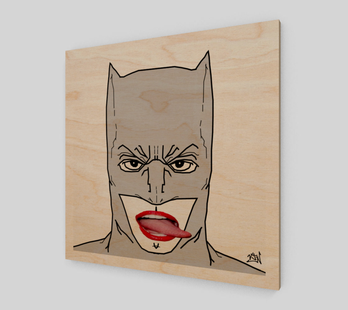 Cheeky Batman preview #1