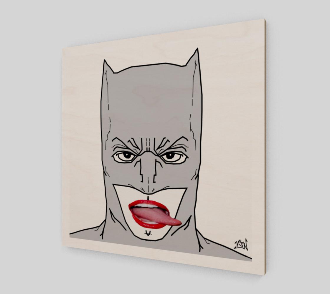 Cheeky Batman preview #2