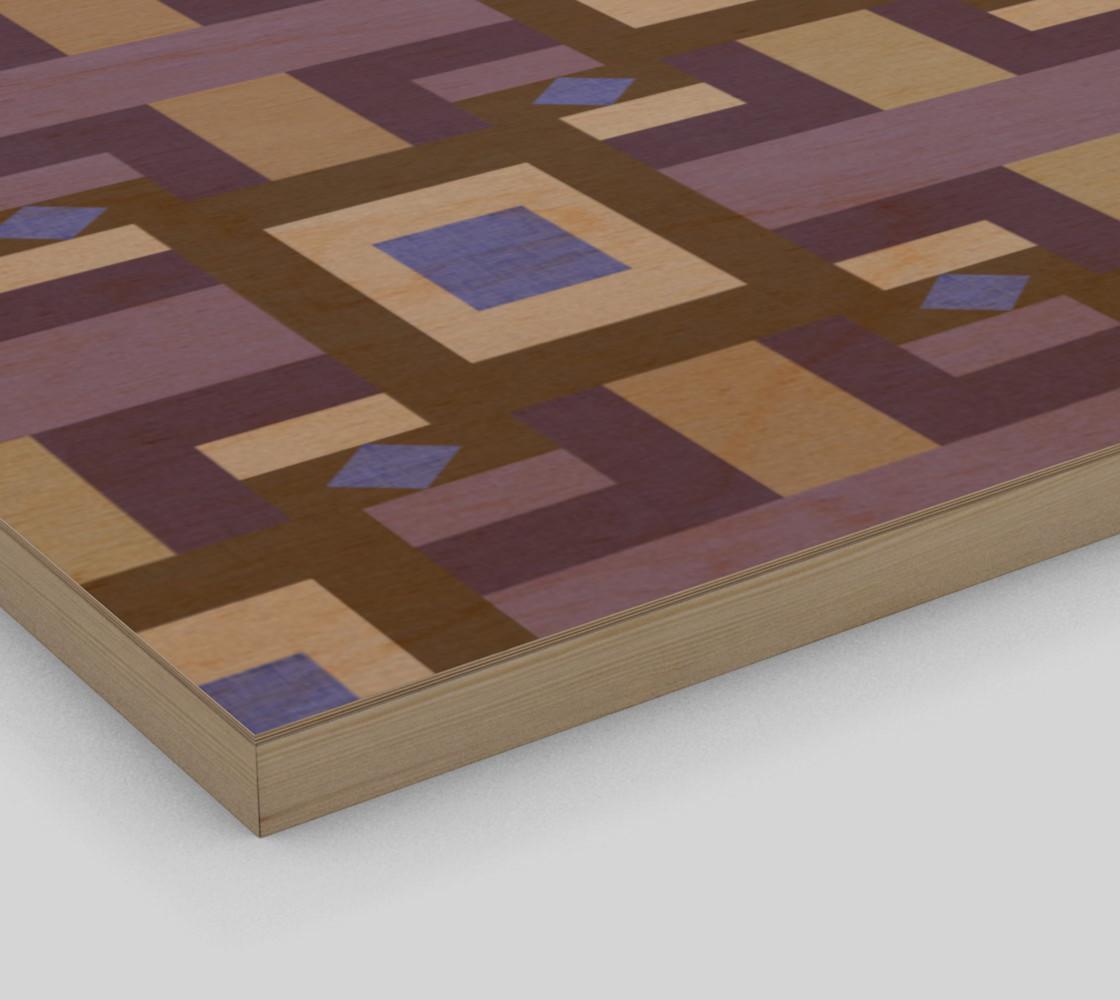 Aperçu de Winter geometry pattern #3