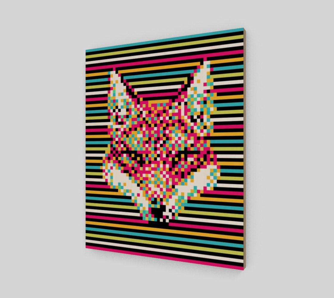 Pixel Fox preview #2