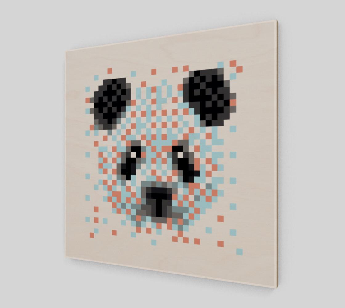 Pixel Panda preview #2
