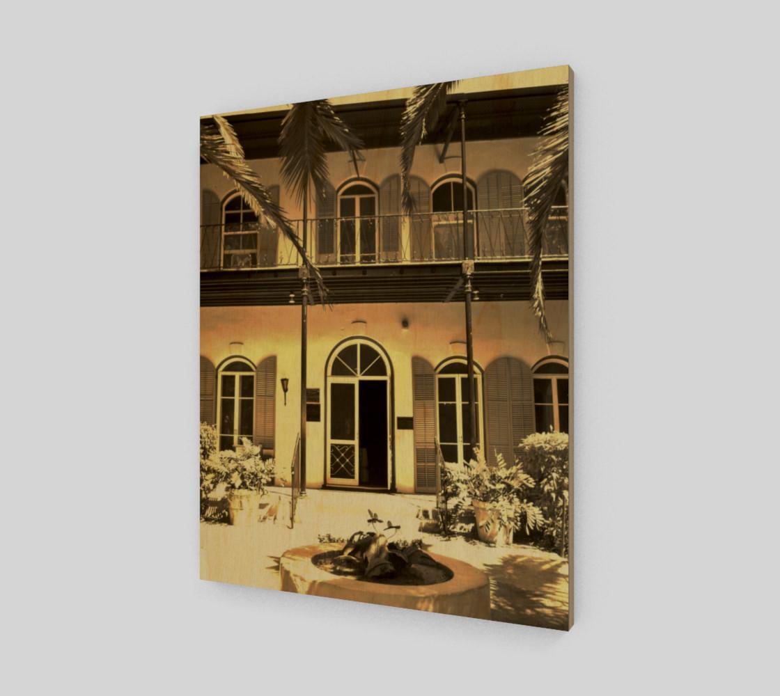 Aperçu de Hemingway House Vintage #1