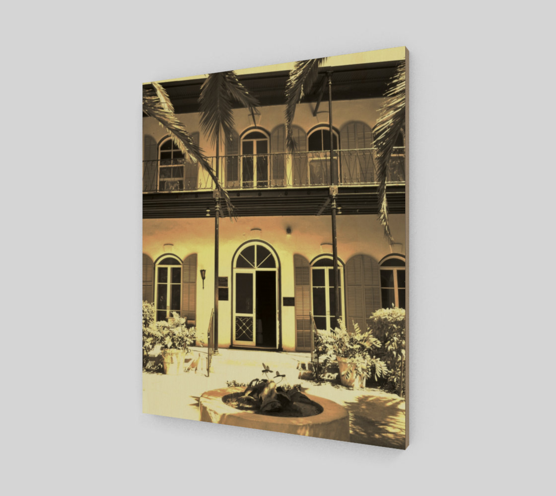 Aperçu de Hemingway House Vintage #2