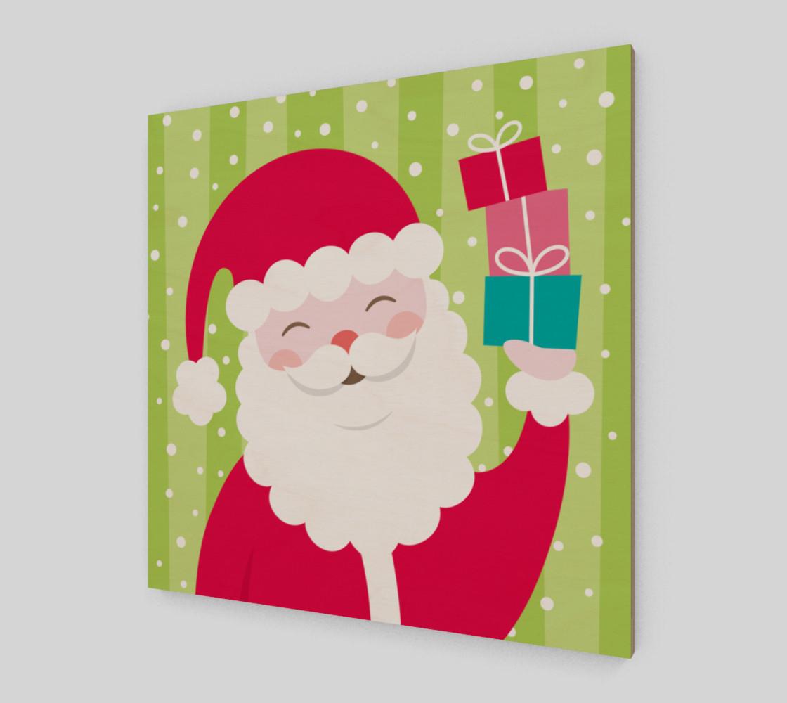 Cheerful Santa preview #2