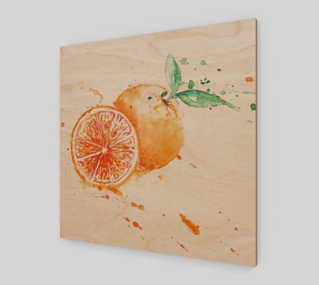 Fresh orange preview #1