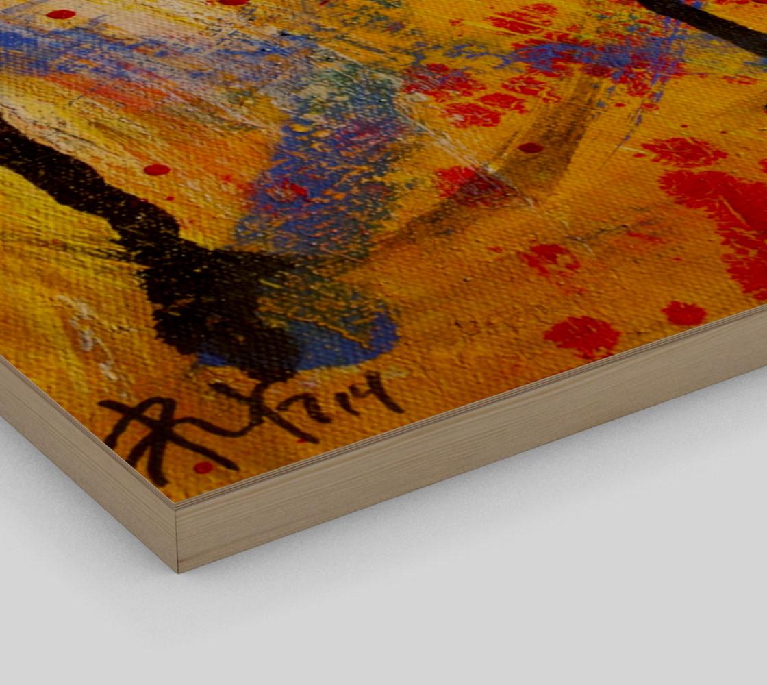 Grunge Paint Splatter Graffiti Abstract preview #3
