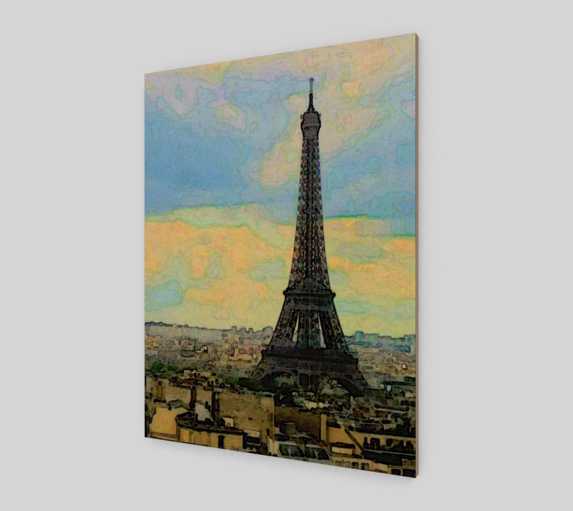 Aperçu de Watercolor Dream of Paris #2