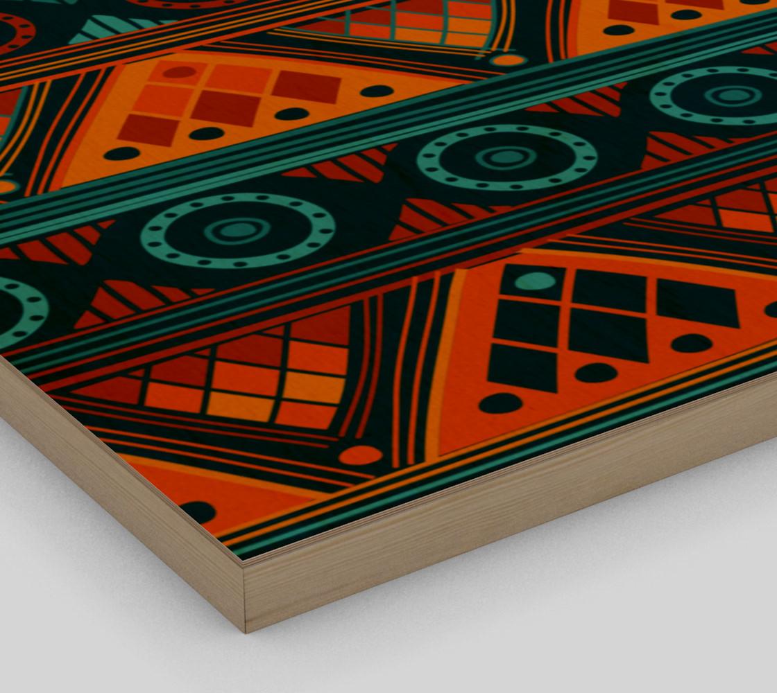 Aperçu de Colorful Ethno Pattern  #3