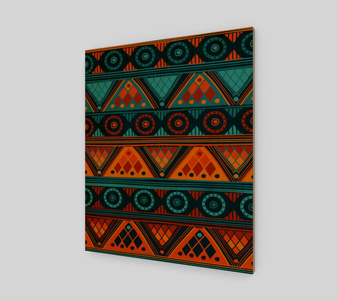 Aperçu de Colorful Ethno Pattern  #1