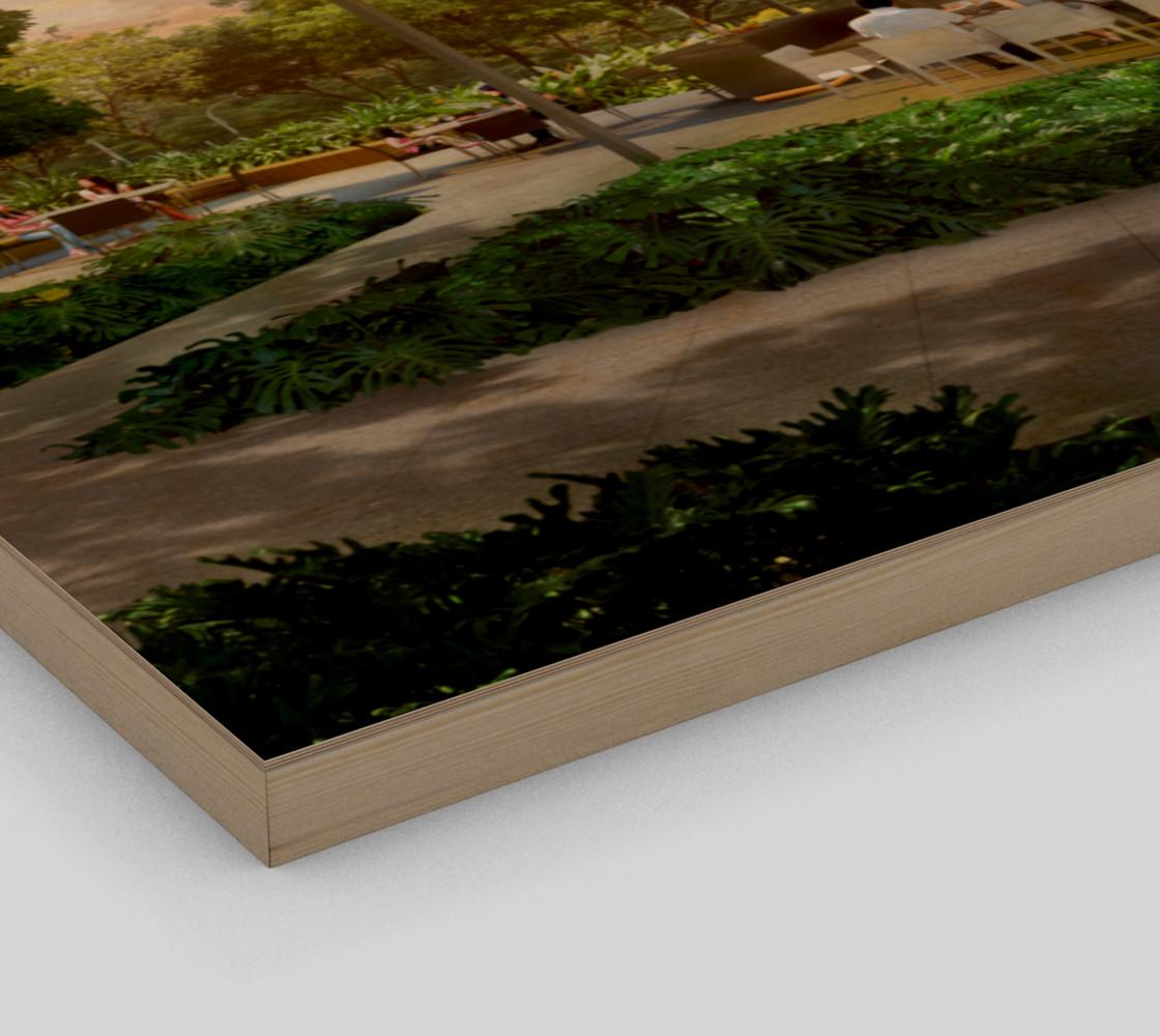 Aperçu de modern art wood #3