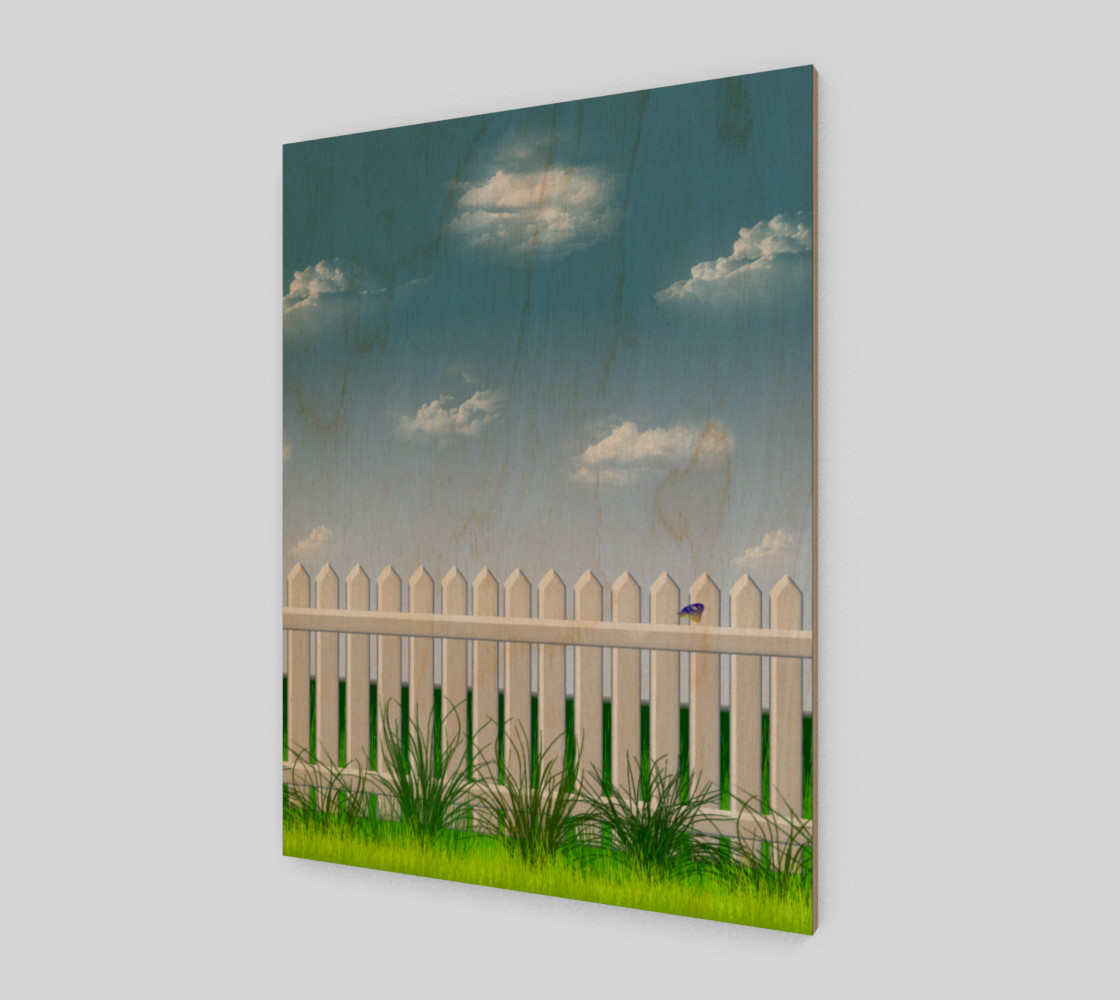Aperçu de The Garden Fence #1
