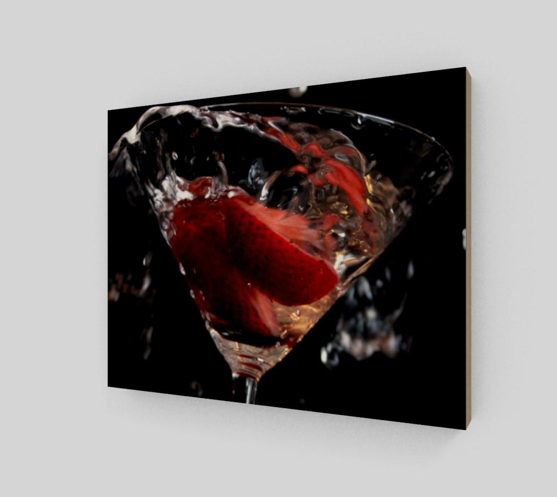 Aperçu de Strawberry Martini #2