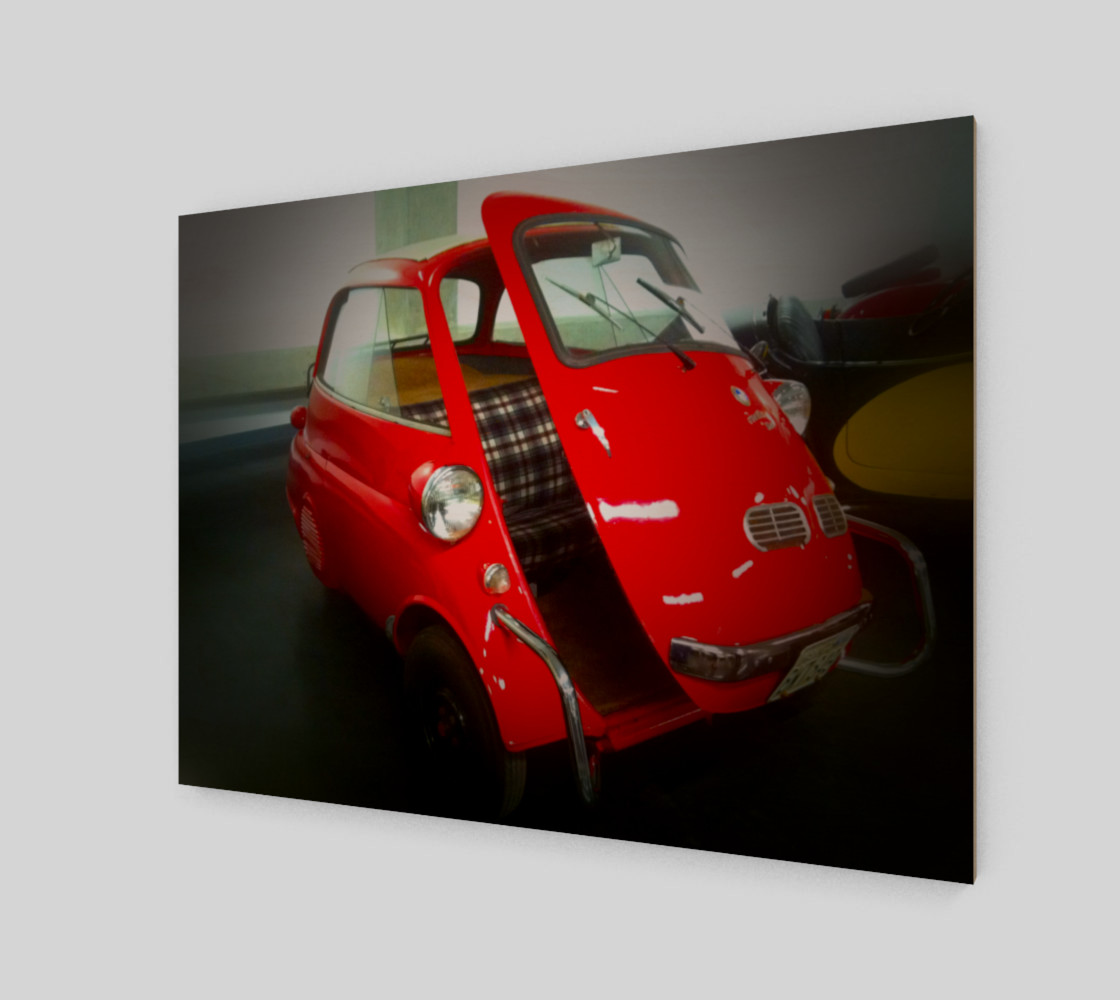 BMW Isetta preview #2