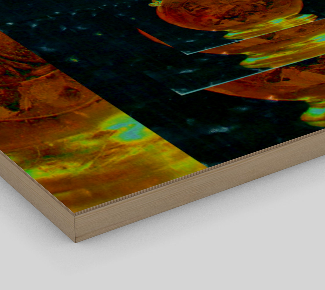 Aperçu de Oil in Glass Decanter Dark #3