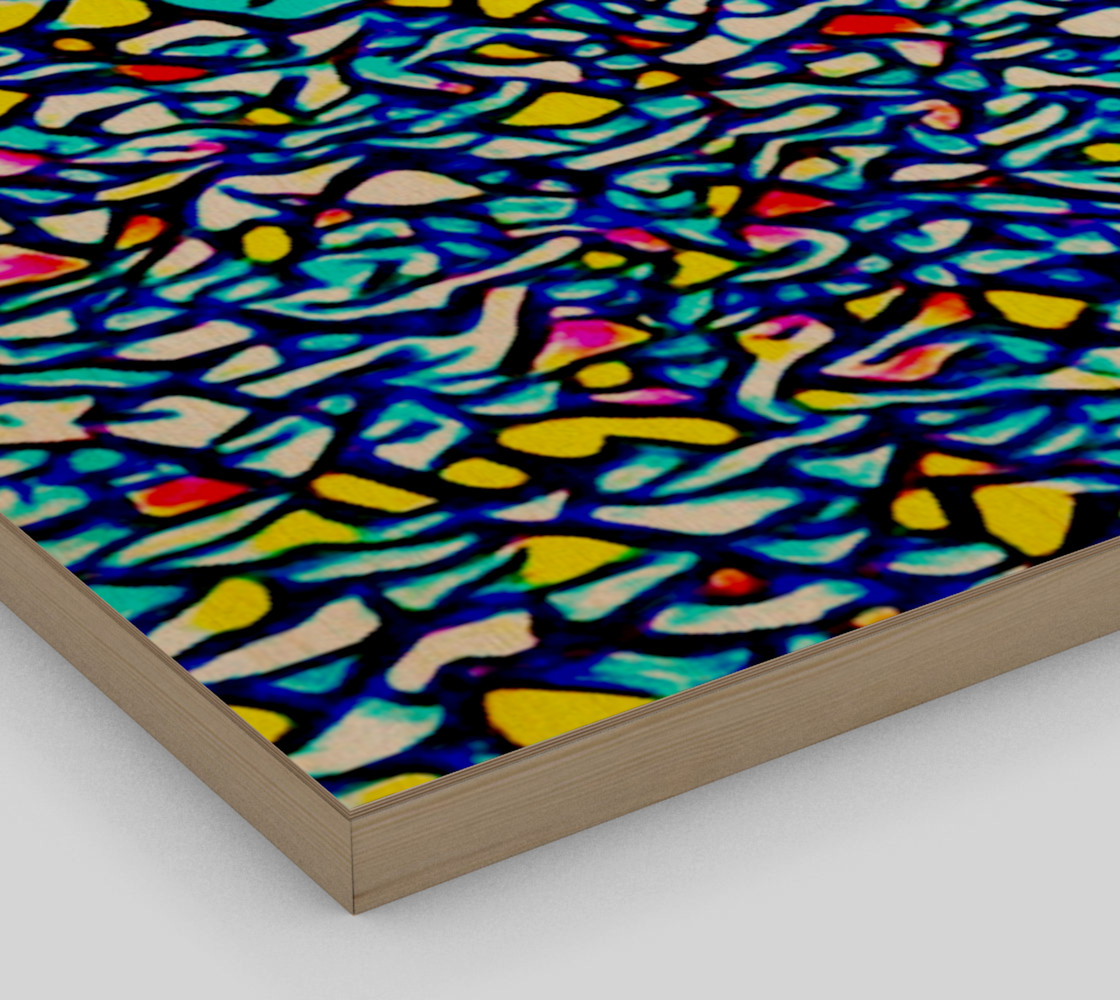 Stained Glass Abstract preview #3