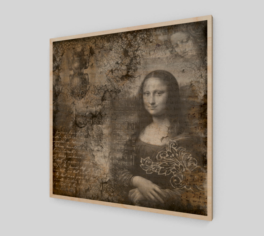 Secrets of the Mona Lisa preview #1