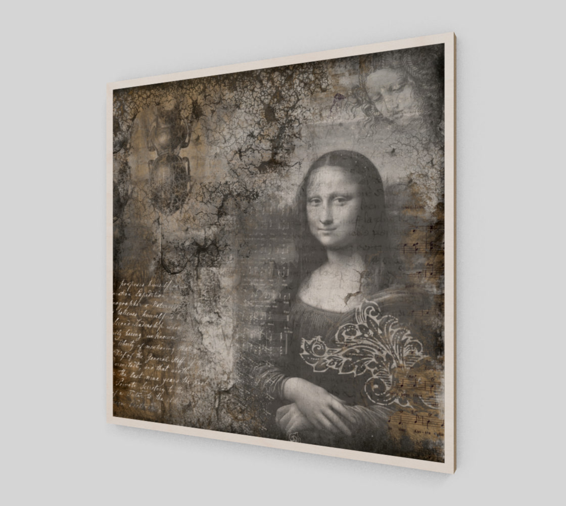 Secrets of the Mona Lisa preview #2