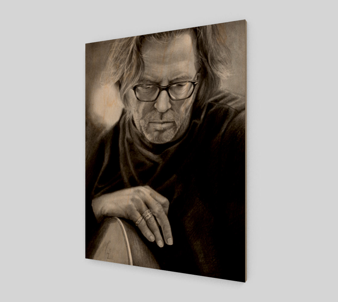 Eric Clapton 3:4 preview #1