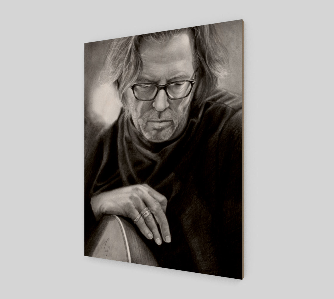 Eric Clapton 3:4 preview #2