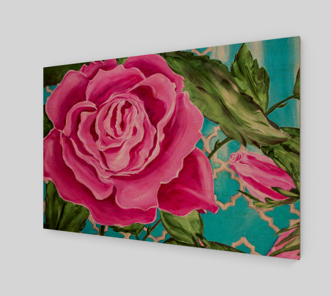 Mother's Day Roses Wall Art preview #1