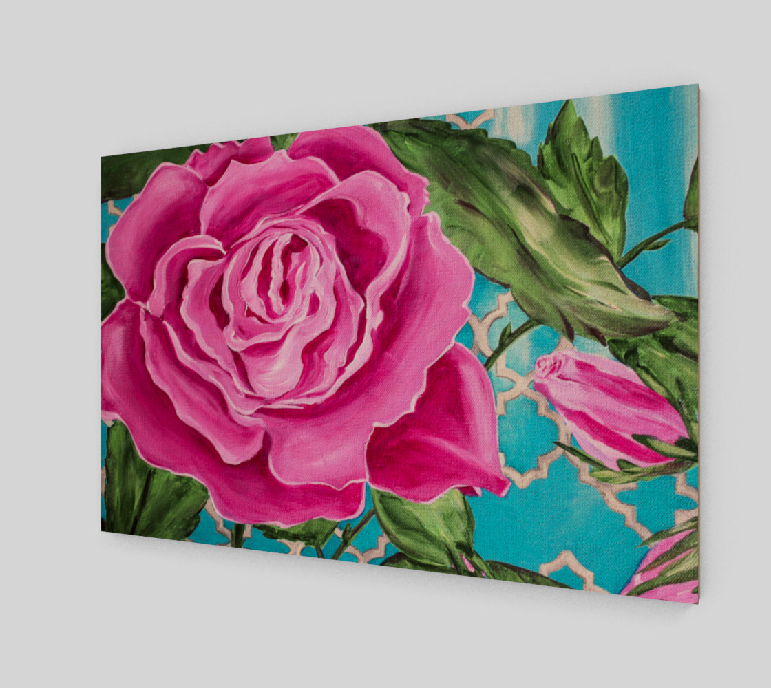 Mother's Day Roses Wall Art preview #2