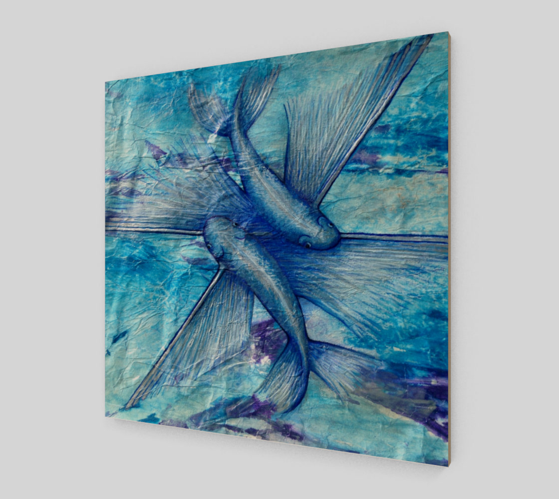 Catalina Flying Fish Art preview #2