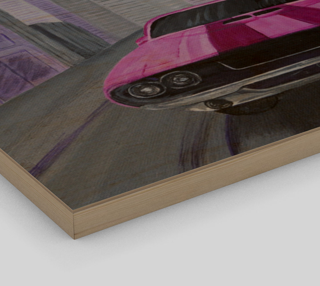 Dodge Challenger Wall Art preview #3