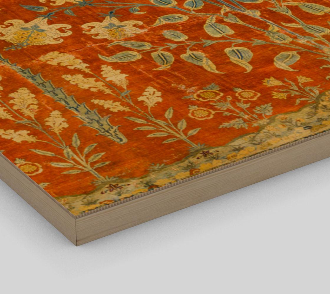 Aperçu de Boho Magic Carpet  - Burnt Orange - Wall Art #3
