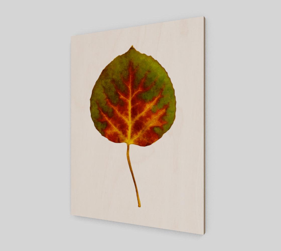Aspen Leaf preview #2