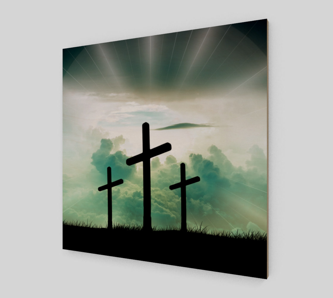 Calvary Wall Art preview #2