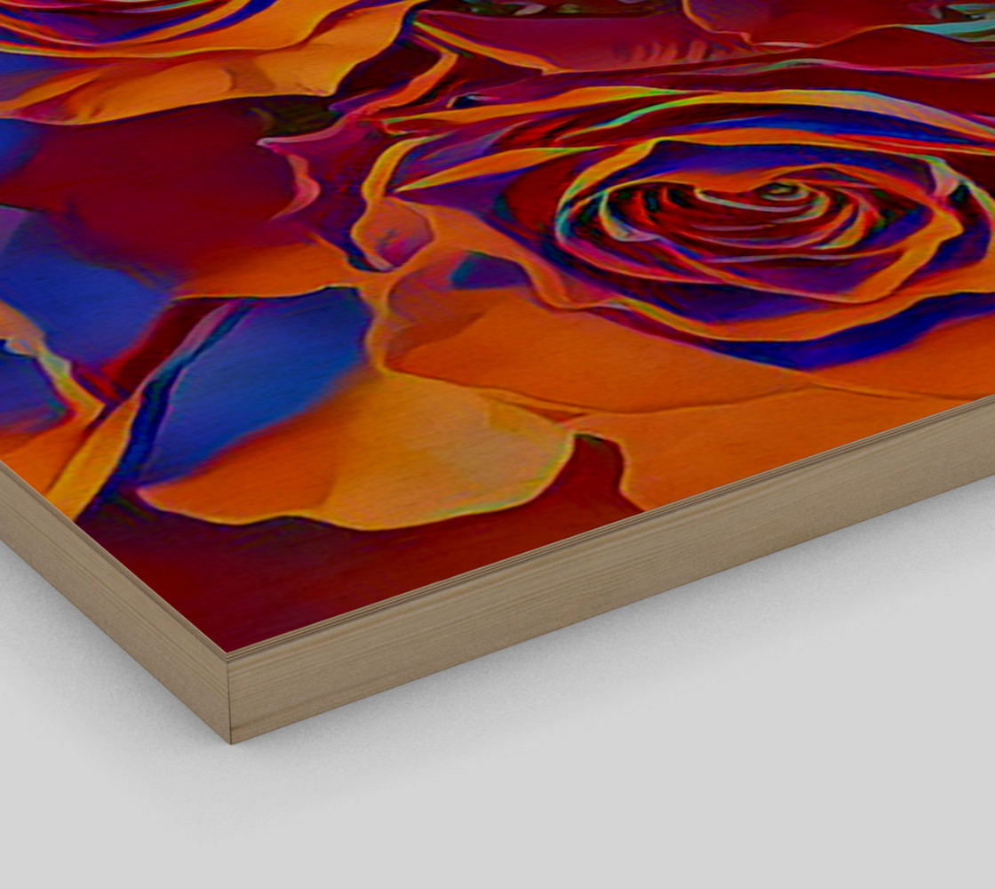 Why Not Roses Print preview #3