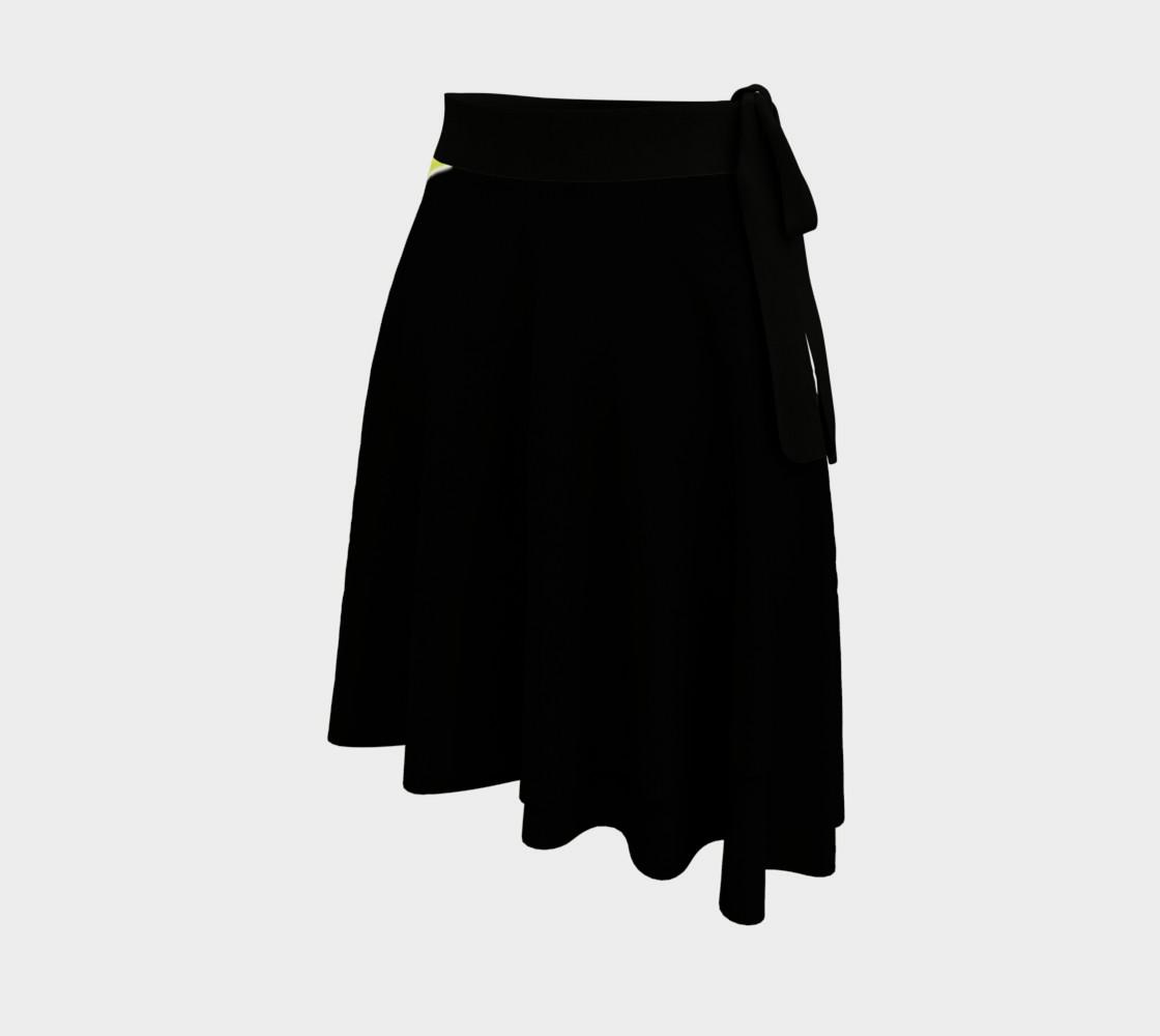 Kimono Bouquet Circle Skirt preview #2