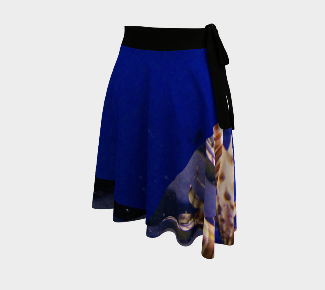 Lion Fish Wrap Skirt  preview #2