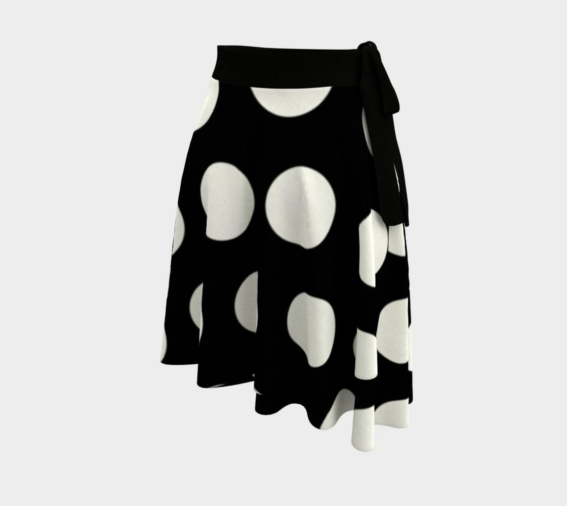 Effervescence Wrap Skirt preview #2