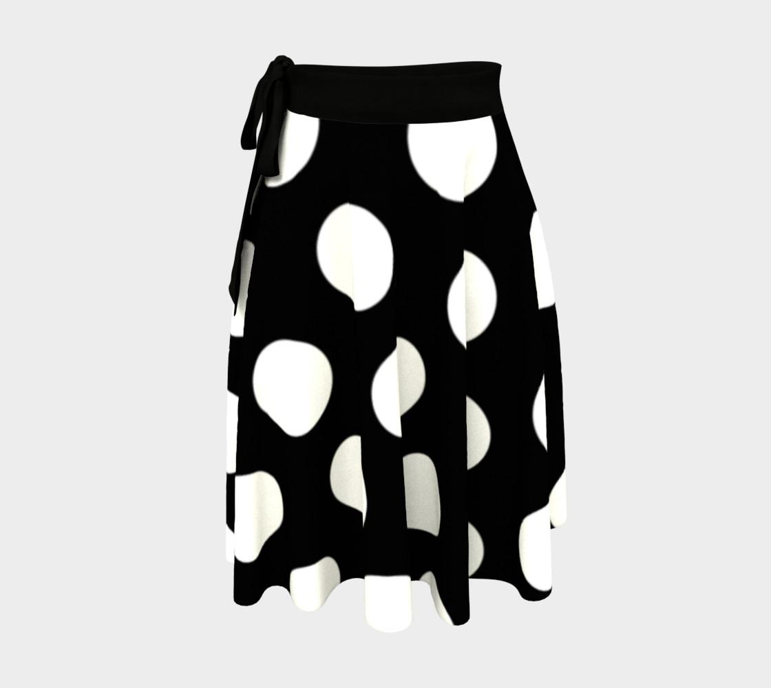 Effervescence Wrap Skirt preview #1