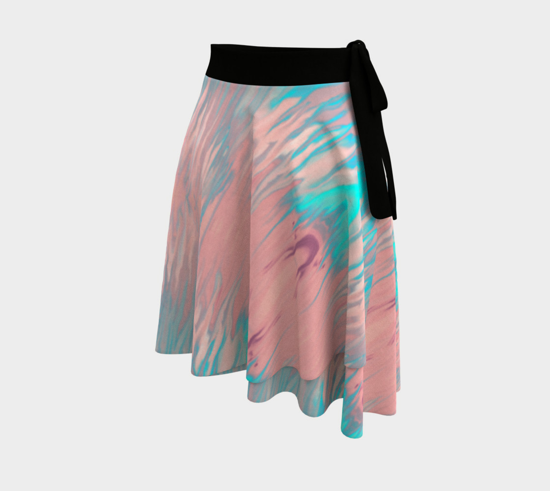 Inner Peace Wrap Skirt preview #2