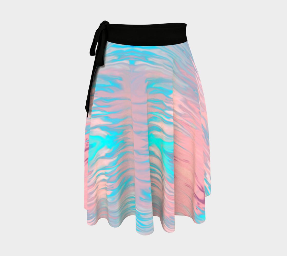 Inner Peace Wrap Skirt preview #1