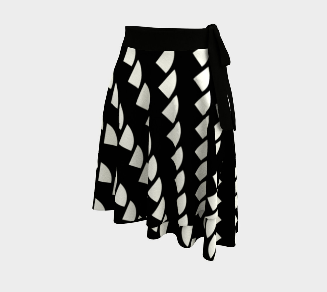 Movin' On Up Wrap Skirt preview #2