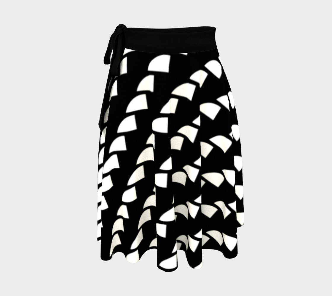 Movin' On Up Wrap Skirt preview #1